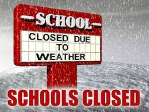 school closure graphic fr FB