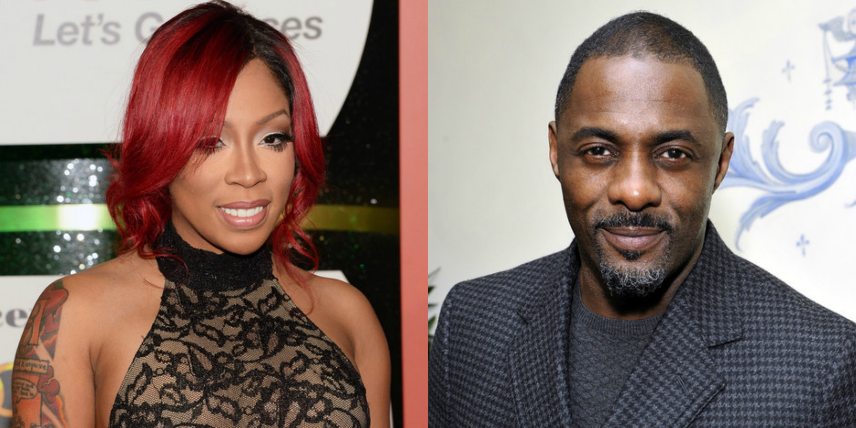 """K. Michelle Exits 'Love & Hip-Hop"""" and Hooks Up with Idris ..."""