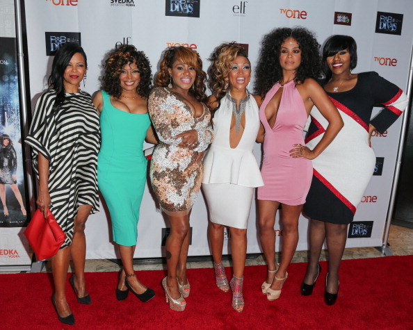 "TV One's New Series ""R&B Divas LA"" Launch Party"