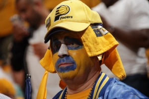 Game Five Miami Heat v Indiana Pacers Easter Conference Finals