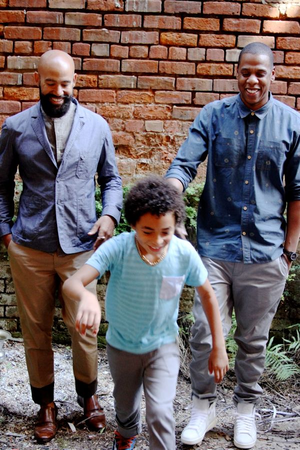 Solange Boyfriend, Son and Jay