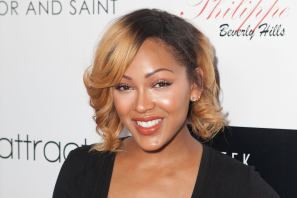 Meagan Good Responds To Nude Photo Scandal, Confirms Naked