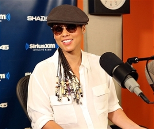 <> at SiriusXM Studios on October 7, 2014 in New York City.