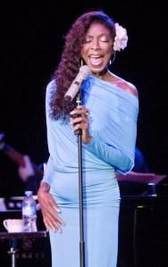 Natalie Cole Performs In Berlin