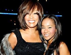 Whitney Houston & Bobbi Kristina