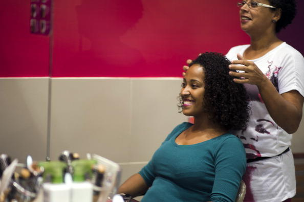 Natural Hairstylist