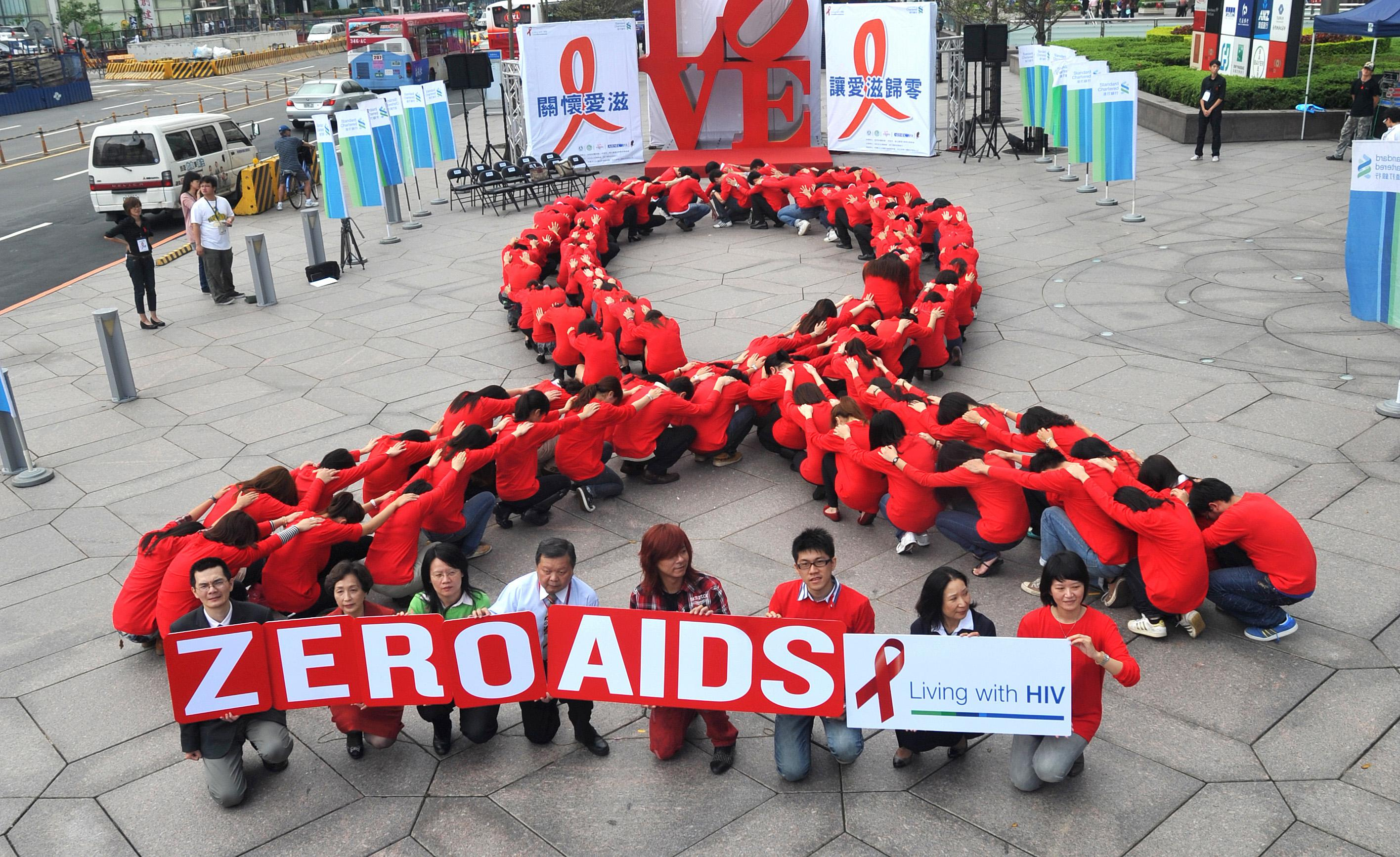 County shares HIV strategy on World AIDS Day   Lake