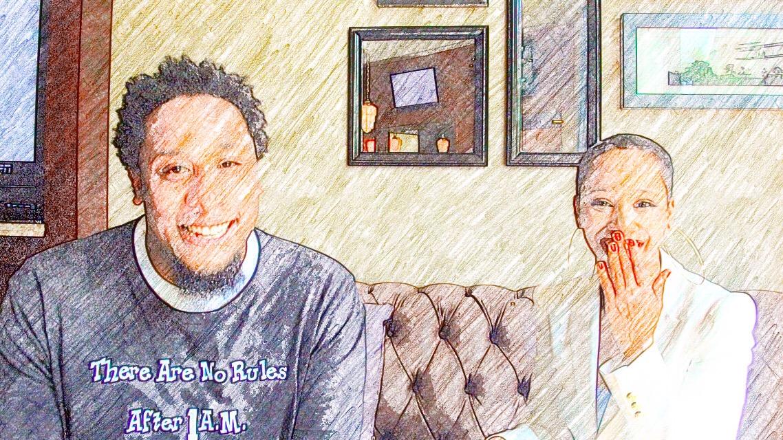 Cam and Vivian Green Sketch