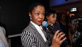 Lauryn Hill Brithday Celebration