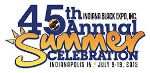 2015 Indiana Black Expo Logo