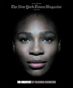Serena Williams NYT