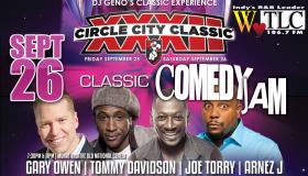 CCC Comedy TLC