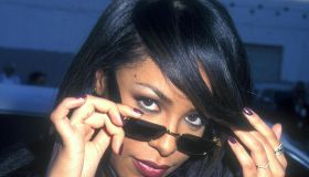 File Photo of Aaliyah