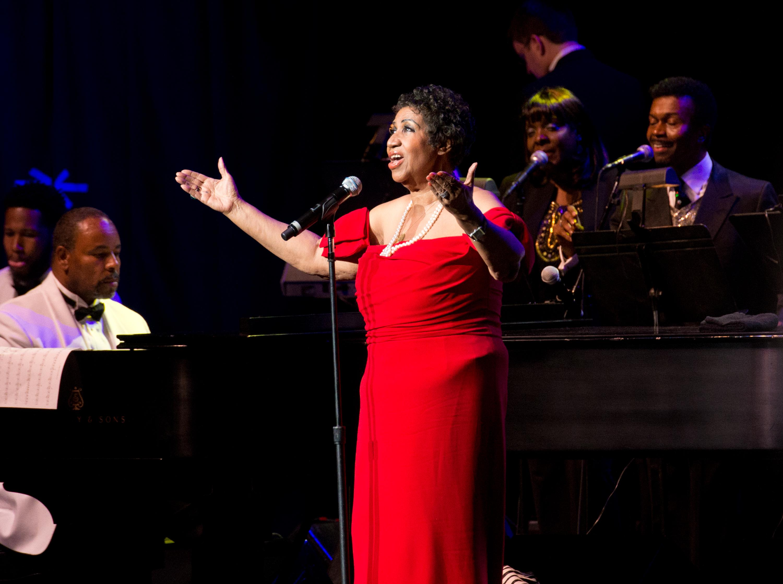 Aretha Franklin In Concert - New York, New York