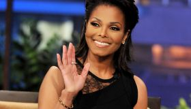Janet Jackson, Larry The Cable Guy And Eli Young Band On 'The Tonight Show With Jay Leno'