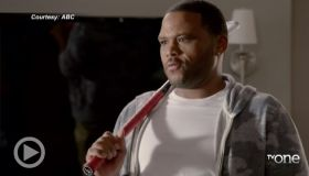 """Anthony Anderson Mixes It Up And Talks Season 2 Of ABC's """"Black-ish"""""""