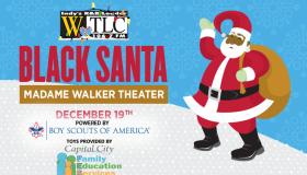 Black Santa Sponsor DL