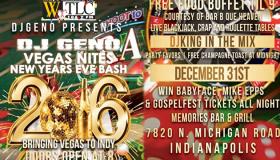 TLC Vegas Nights NYE