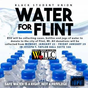 Water for Flint