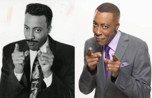 Arsenio Hall Then and Now
