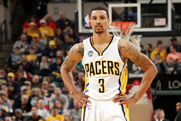 Pacers George Hill