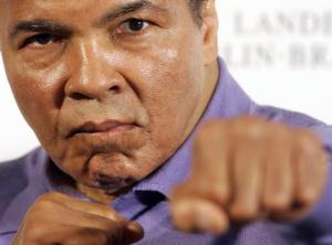GERMANY-BOXING-ALI