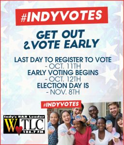 Election 2016 Vote Early Campaign
