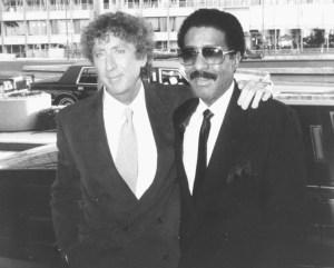 Gene Wilder And Richard Pryor