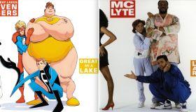 MC Lyte x Great Lakes Avengers