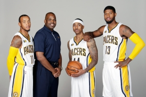 2016-2017 Indiana Pacers Media Day