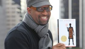 Kwame Alexander -The Crossover cropped