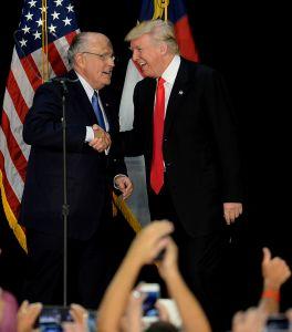 Rudy Giuliani: From ëAmericaís mayorí to out-Trumping Trump