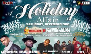Holiday Affair Concert - Black Friday