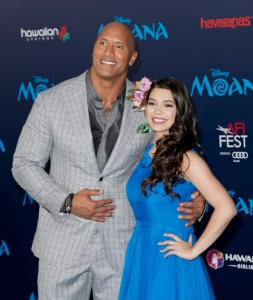 AFI FEST 2016 Presented By Audi - Premiere Of Disney's 'Moana' - Red Carpet