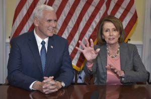politics-US-POLITICS-PELOSI-PENCE