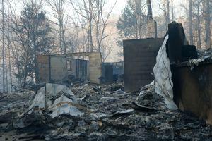 Wildfires Rage Through Tennessee Resort Town Of Gatlinburg