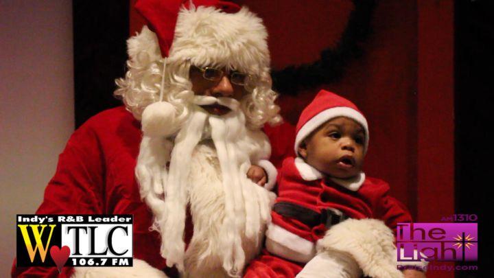 Black Santa 2016