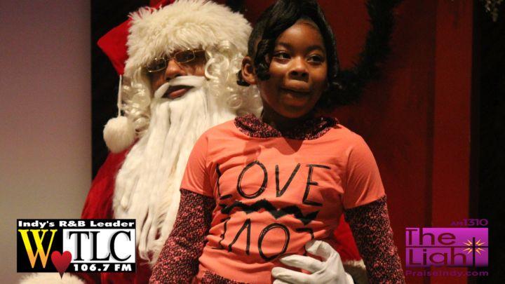 Black Santa 2016! [PHOTOS]