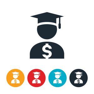 Student Loan Debt Icon