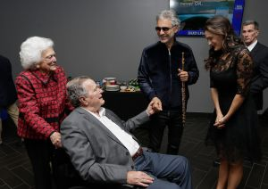 Andrea Bocelli Performs At Toyota Center