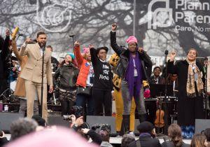 Women's March on Washington - March