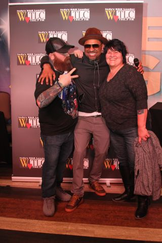 Mike Epps M&G Indy