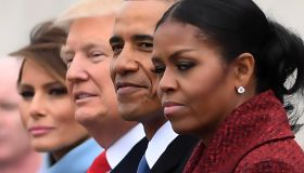 TOPSHOT-US-POLITICS-TRUMP-INAUGURATION-SWEARING IN