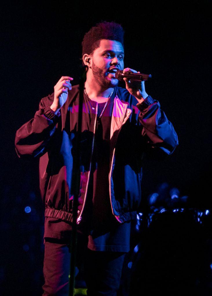 The Weeknd In Concert - Auburn Hills, MI