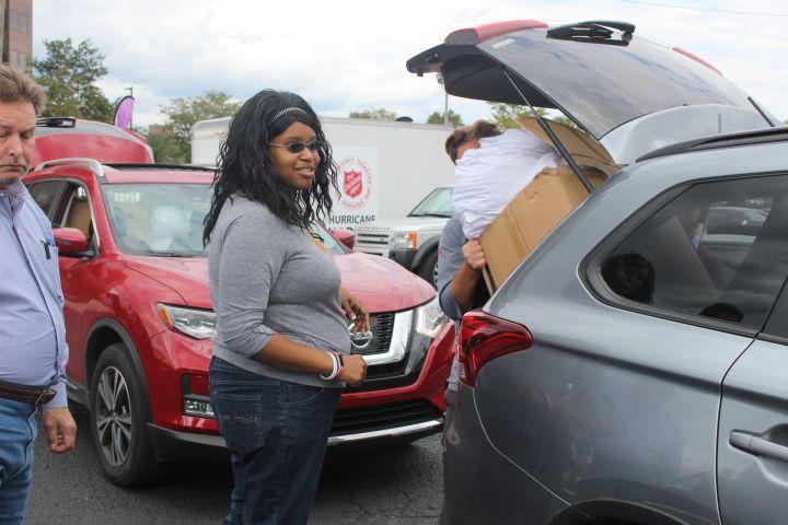 Hoosiers Helping Houston [PHOTOS]