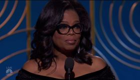 The 75th Golden Globe Awards with host Seth Meyers as seen on NBC.