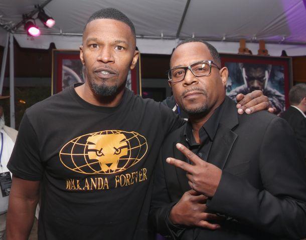 Black Panther premiere