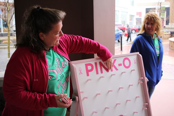 Sisters for the Cure Team Sign-Up [PHOTOS]