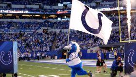 NFL: DEC 31 Texans at Colts