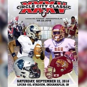 2018 Circle City Classic Flyer